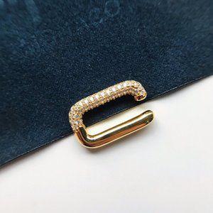Apm Monaco FUN Sterling Silver Single Earring